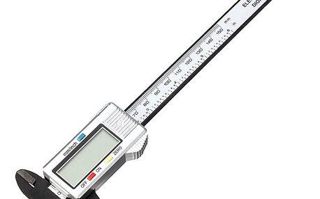 Posuvná digitální šuplera 0 - 150 mm