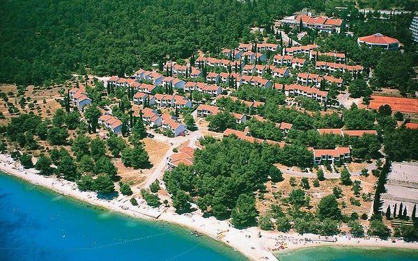 Chorvatsko - Trogir na 4 až 8 dní, bez stravy s dopravou vlastní 300 m od pláže