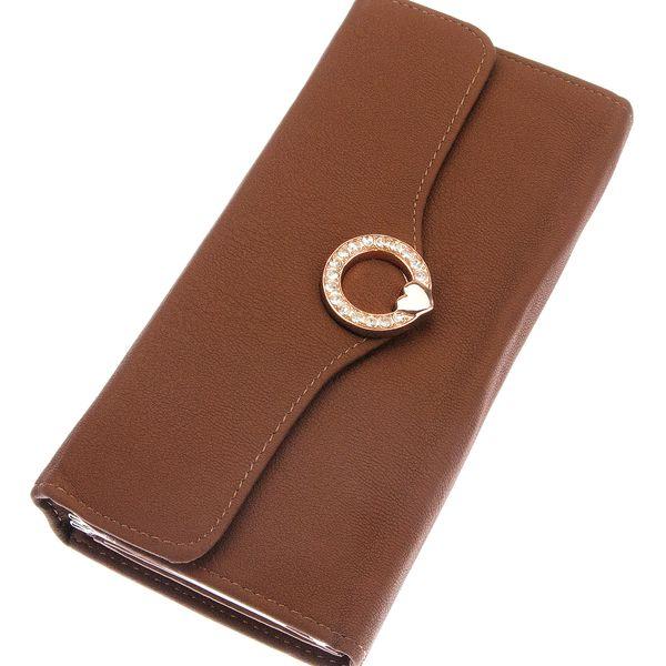 Dámská peněženka Gold EXCLUSIVE zlaté srdíčko