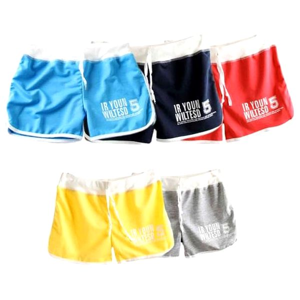 Dámské sportovní šortky Five