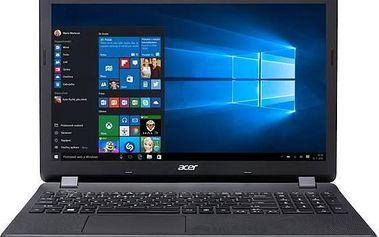 """Acer Extensa 15 (EX2519-C58B) (NX.EFAEC.009) černý + dárek Monitorovací software Pinya Guard - licence na 6 měsíců (zdarma)+ dárek Brašna na notebook ATTACK Easy 15,6 """" - hnědá (zdarma) + Software za zvýhodněnou cenu + Doprava zdarma"""