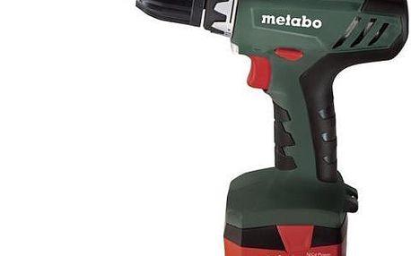Metabo BS 12 NiCd Facelift 1,7Ah, 2 aku