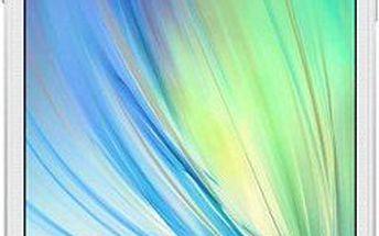 Samsung Galaxy A5, A500, bílý