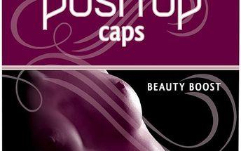 HOT Push Up Caps 90 ks, kapsle pro zpevnění prsou a dekoltu