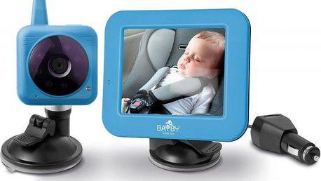 BAYBY BBM 7030 Digitální video chůvička do auta i do domácnostni