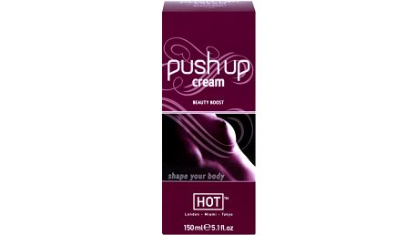 HOT Push Up Cream 150 ml, zpevňující krém na prsa a dekolt