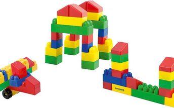 Mega Bloks Mega Bloks First Builders zvířátka 20ks