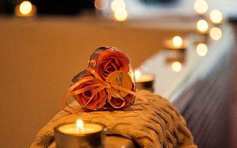 Romantika a wellness pro DVA v 4* Parkhotelu Morris Nový Bor