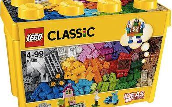 LEGO Classic 10698 Velký kreativní box LEGO®