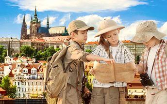 Praha hrou: Outdoorová hra v centru města