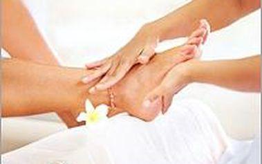 Reflexní masáž plosek nohou na 30 minut. Revoluční metoda léčby pomocí reflexních zón a dokonalé uvolnění!