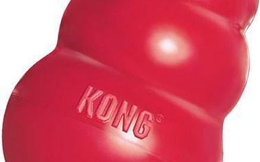 Kong gumová hračka Red Classic vel. S