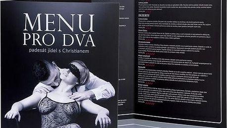 Erotická hra - Menu pro dva - Padesát jídel s Chri...