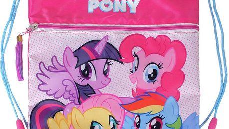 Disney Brand Dívčí batůžek My Little Pony - barevný