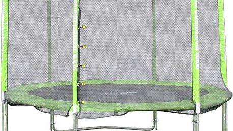 Masterjump Set trampolína 305 cm + Ochranná Síť
