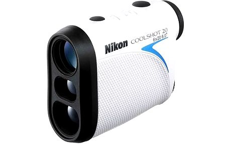 Nikon LRF CooolShot 20 bílý