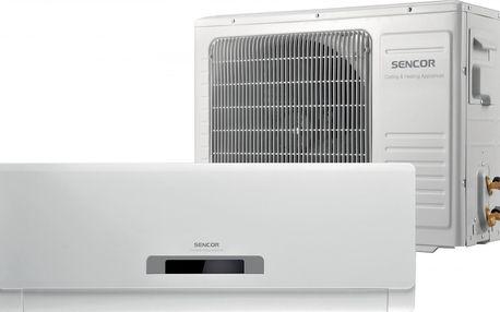 Nástěnná klimatizace Sencor SAC 1211CH-IN + OUT klimatizace
