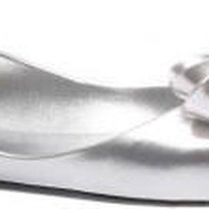 Dámské stříbrné baleríny Pamela 075
