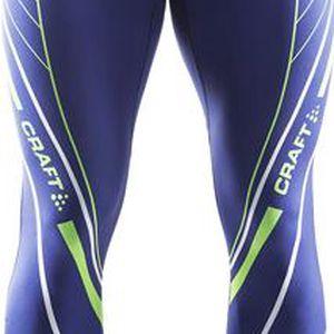 Craft Kalhoty Race modrá M