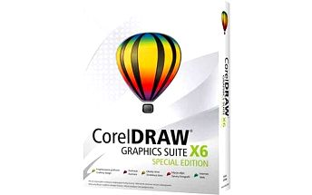 CorelDraw Graphic Suite X6 Special Edition CZ