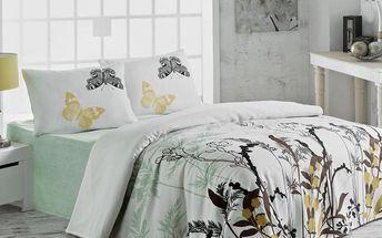 Přehoz přes postel Double Pique 207, 200x235 cm