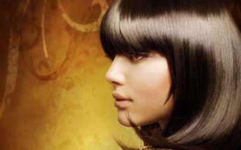 Aplikace brazilského keratinu pro regeneraci vlasů