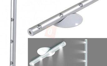 Univerzální 4 LED lampa na 3 x AAA baterie