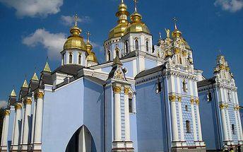 Zájezd do Kyjeva s proramem dle výběru