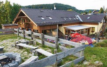 3–6denní pobyt v apartmánech Ski-Bike Apartments Samoty na Šumavě pro 2