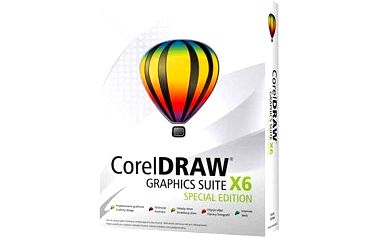 CorelDraw Graphic Suite X6 Special Edition CZ