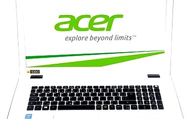 Acer Aspire E17 Cotton White