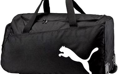 Puma Pro Training Large Wheel Bag black-black