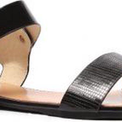Dámské černé sandály Collin 2021