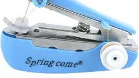 Ruční mini šicí stroj - dodání do 2 dnů