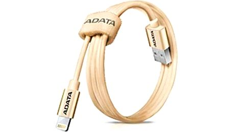 Kabel A-Data Lightning MFi 1m (AMFIAL-100CM-CGD)