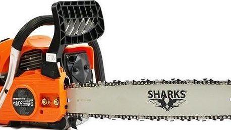 Motorová řetězová pila Sharks SHK450 SH 4590