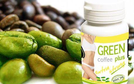Green Coffee plus 60 tbl. - SLEVA blížící se datum spotřeby