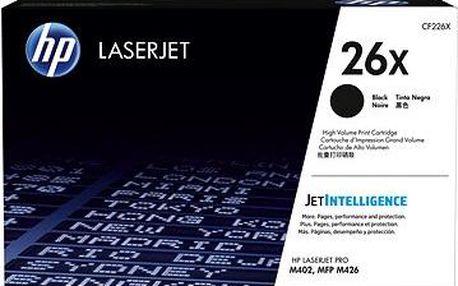 HP CF226X č. 26X