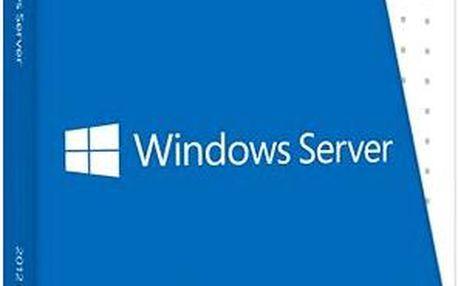 Fujitsu Microsoft Windows Server 2012 R2 Standard - pouze s Fujitsu serverem