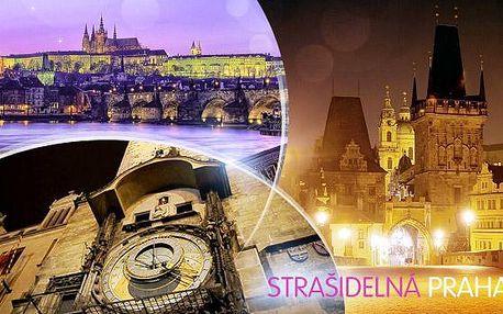 Strašidelná Praha: 90min. procházka po Praze dle výběru, platnost až do 31.8.2016