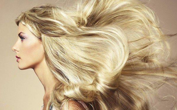 Moderní barvení v Hair studiu Marie
