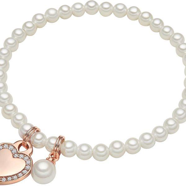 Perlový náramek Die, perla 4 mm