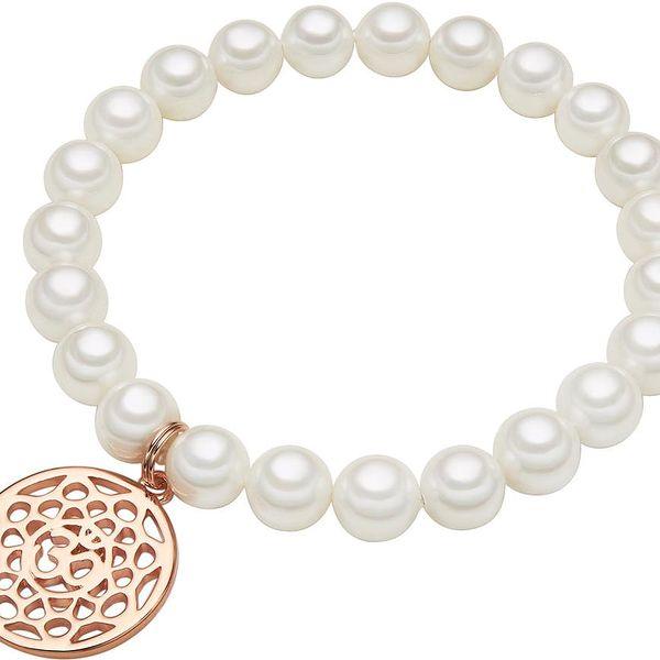 Perlový náramek Mia, perla 8 mm
