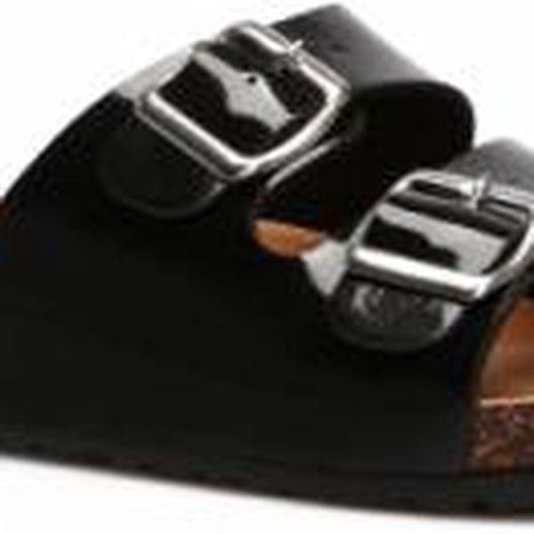 Dámské pantofle Adriana 053 černé