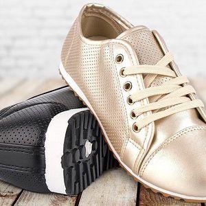 Moderní dámské boty do města