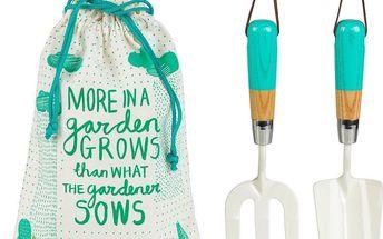 Sada zahradnického nářadí v tašce Garden Grows