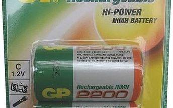 Baterie nabíjecí GP GP 220CH (GP 220CH)