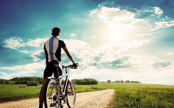 Aktivní víkend v krkonošském hotelu Vápenka se zapůjčením kol a wellness zdarma