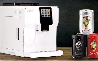 Automatické espresso Lucaffe Raffaello Latte