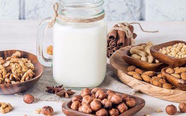 Výroba rostlinných mlék a analýza těla na InBody